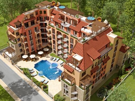 Bedroom Club Sunny Beach Bulgaria