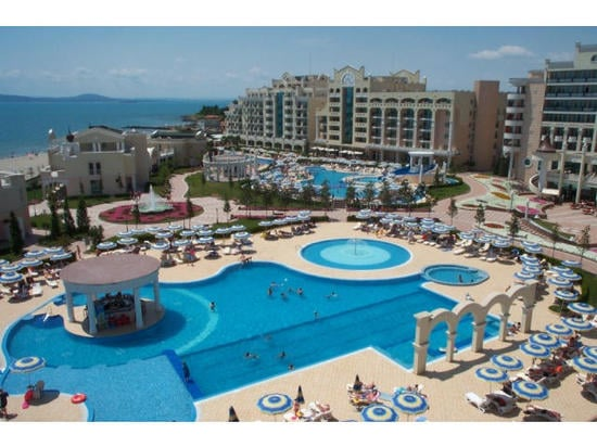 Property For Sale At Sunset Resort Pomorie Bulgaria