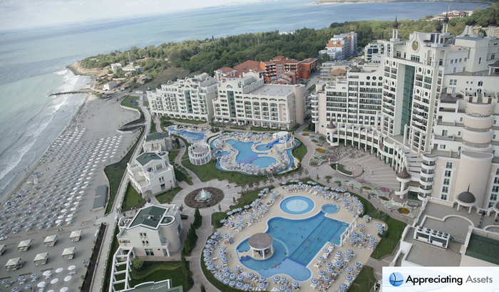 Sunset resort pomorie for Sunset lodge