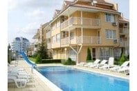 Penthouse for Sale in Robinson Gardens, Sunny Beach Bulgaria
