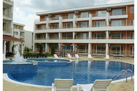 Apartment for Sale Holiday Fort Golf Club, Sunny Beach, Bulgaria