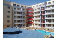 Property for sale at Central Plaza Sunny Beach Bulgaria
